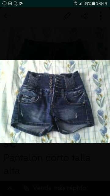 Imagen pantalon corto