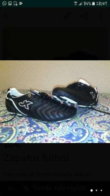 Imagen producto Zapatos futbol 2