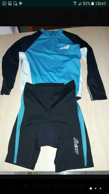 Imagen ropa ciclismo