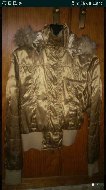 Imagen chaqueton dorado