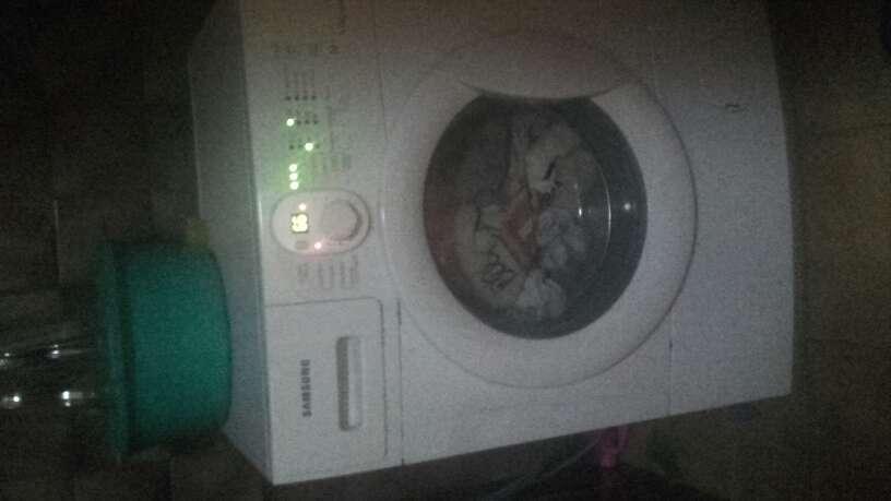 Imagen lavadora samsumg