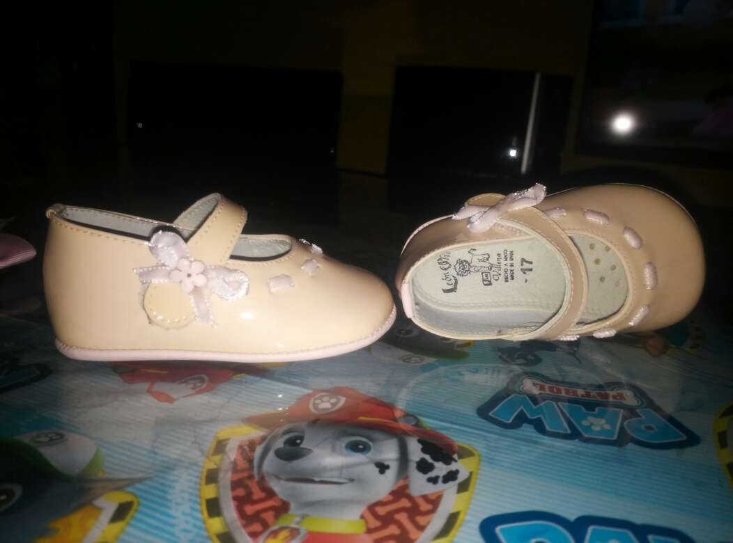 Imagen producto Zapato bebé niña 3