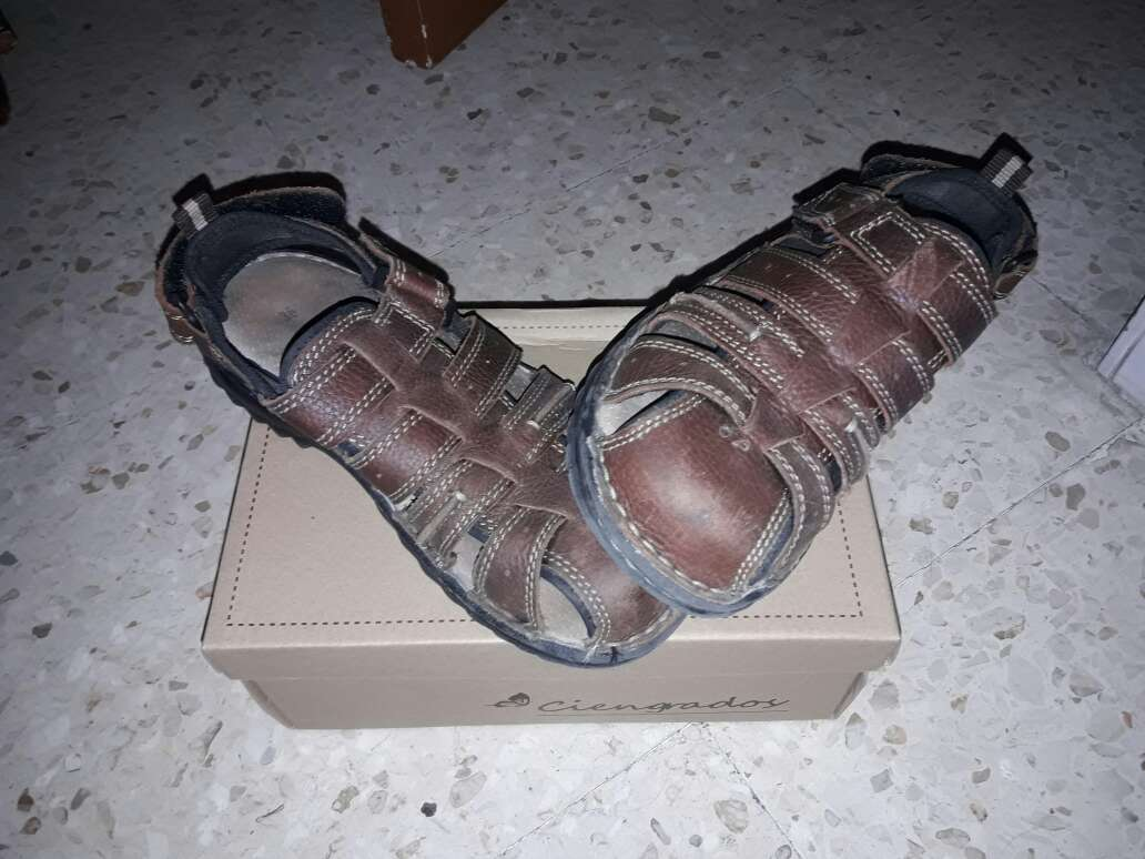 Imagen zapato niño
