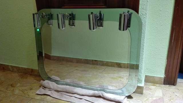 Imagen producto Espejo de baño como nuevo poco uso 3