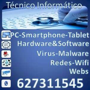 Imagen servicios informáticos Sevilla