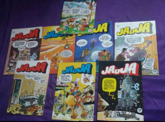 Imagen comics antiguos de jauja