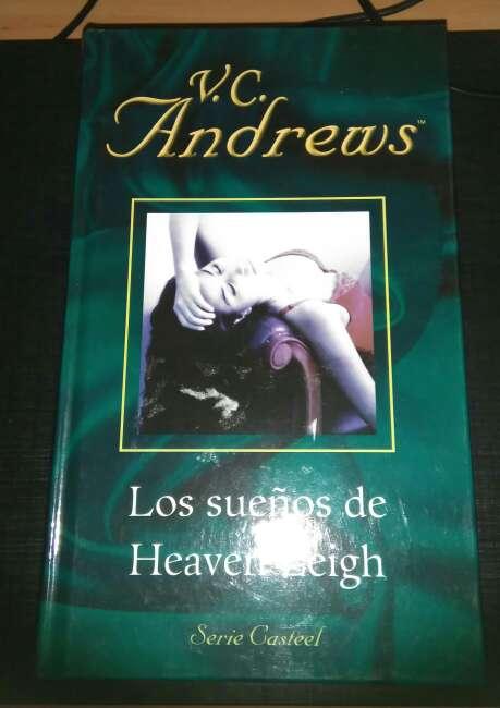 Imagen Libro: los sueños de Heaven Leigh