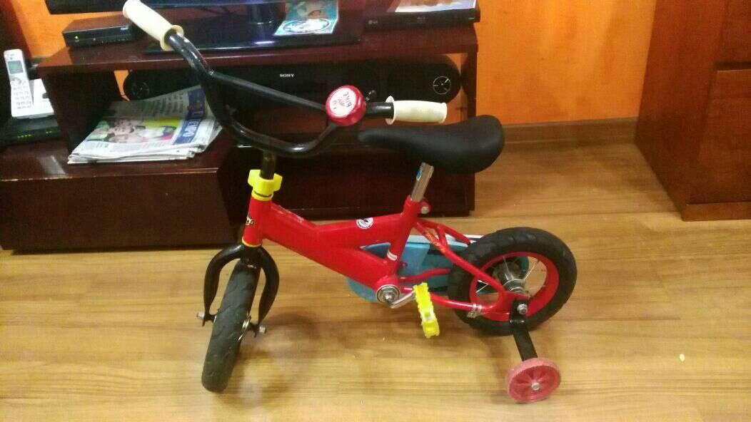 Imagen cicla para niños