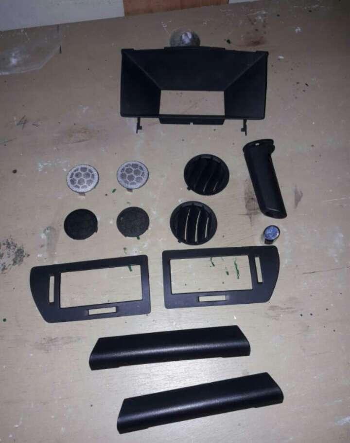 Imagen Piezas del interior de Opel Astra h gtc