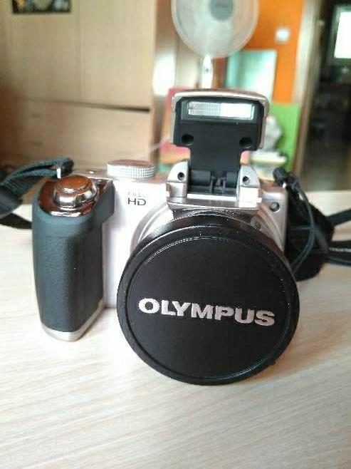 Imagen producto Olympus SP-720UZ 3D 3