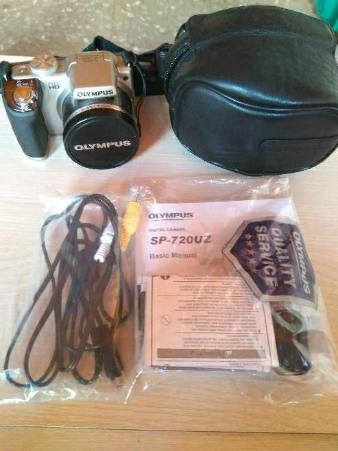 Imagen producto Olympus SP-720UZ 3D 4