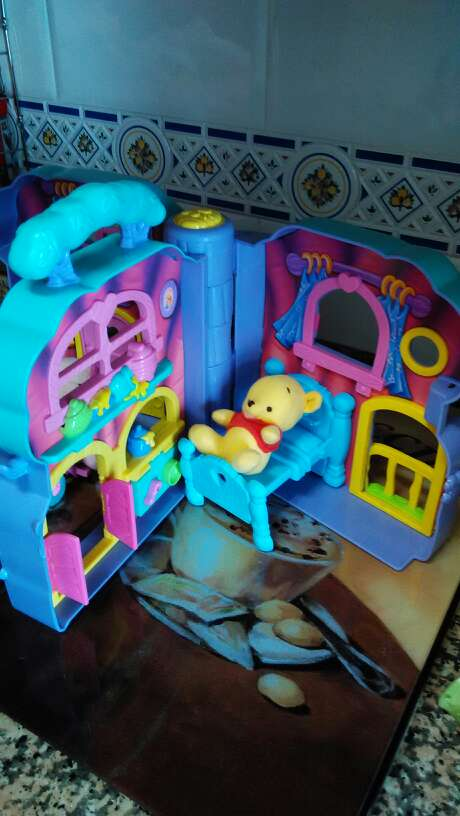 Imagen producto La casa de Winnie the pooh 4
