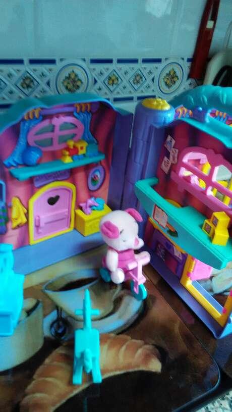 Imagen producto La casa de Winnie the pooh 3