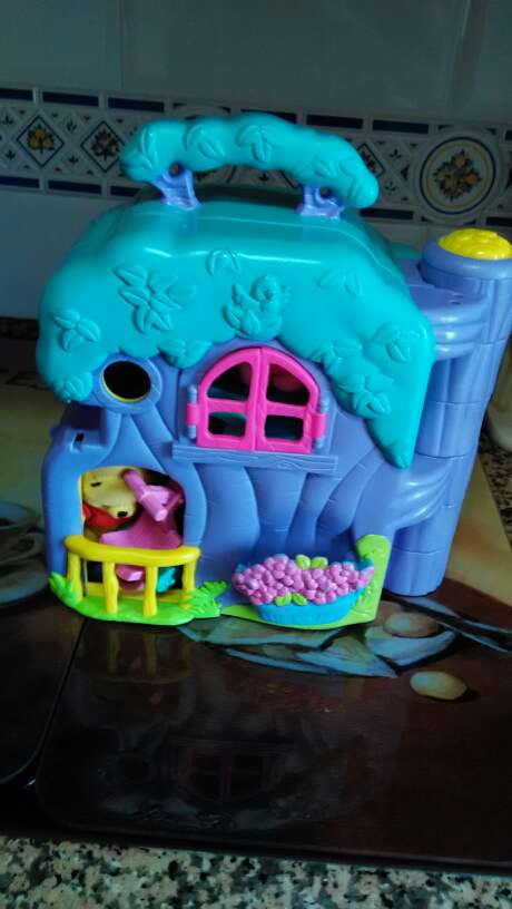 Imagen la casa de Winnie the pooh
