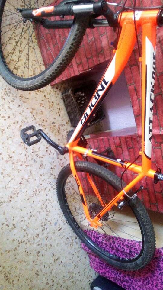 Imagen mountain bike nueva