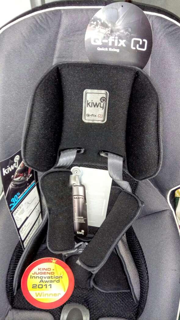 Imagen Silla coche infantil Isofix