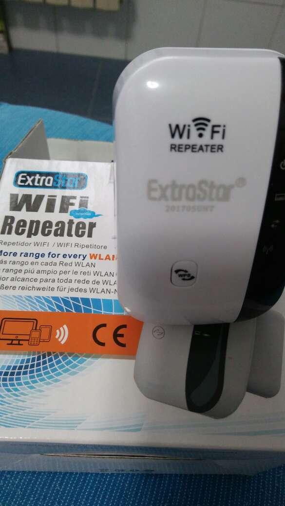 Imagen producto Vendo amplificador de Wi-Fi nuevo,sin estrenar. 2