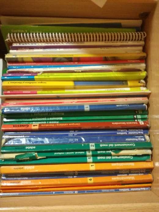 Imagen Libros escolares