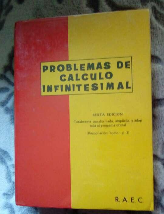Imagen Problemas de calculo infinitesimal