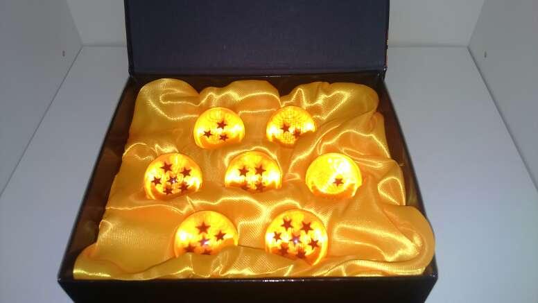 Imagen estuche 7 bolas dragon ball