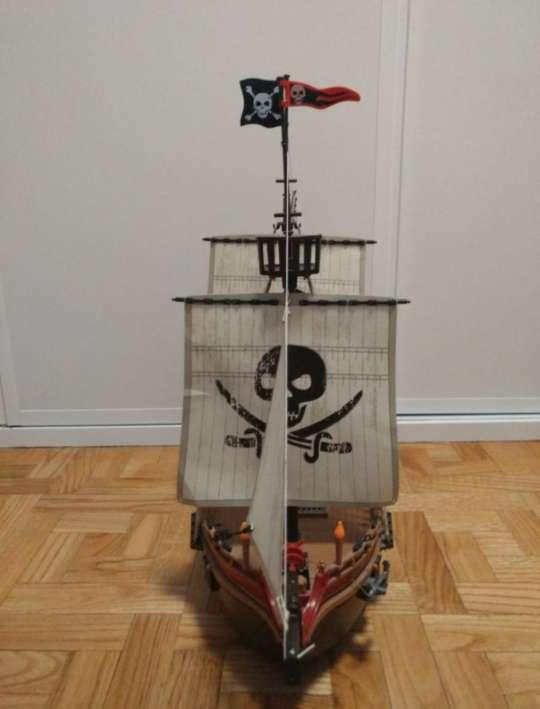 Imagen producto Barco pirata de Playmobil 2