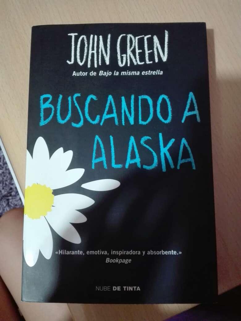 Imagen Buscando a Alaska de John Green
