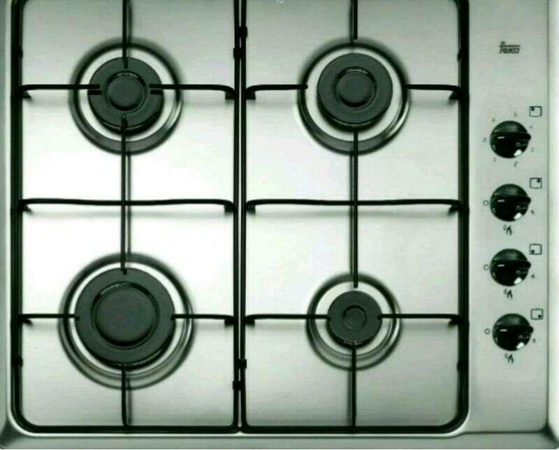 Imagen cocina de 4 fuegos