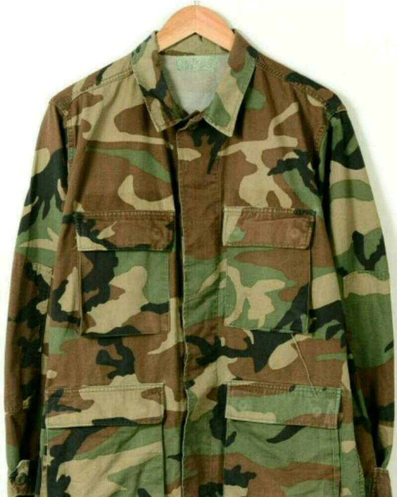 Imagen chaqueta militar