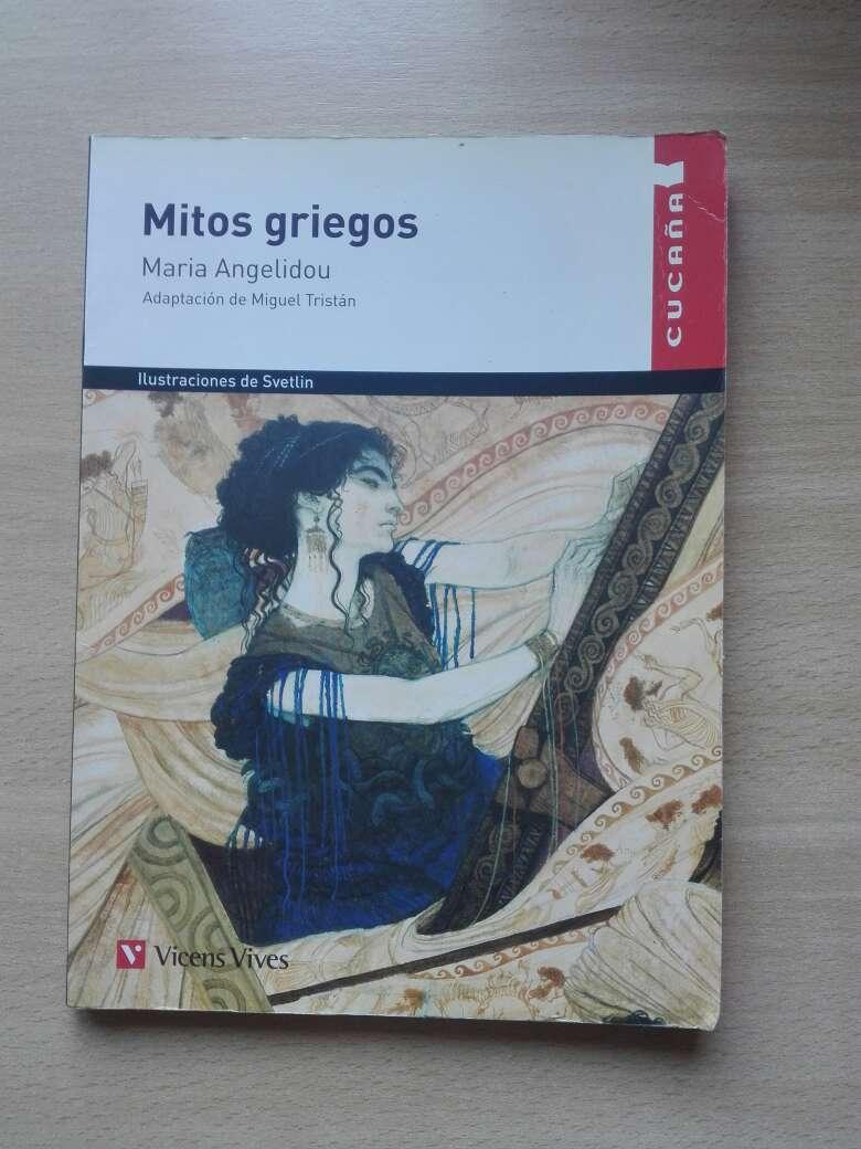 Imagen producto Libro Mitos griegos 1