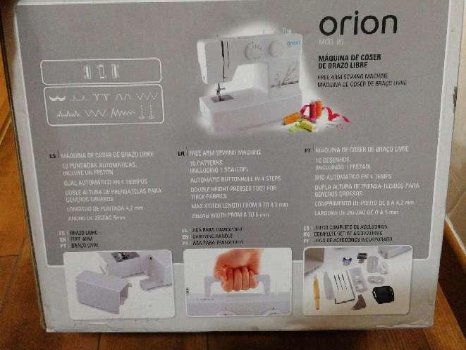 Imagen producto Máquina de coser 3