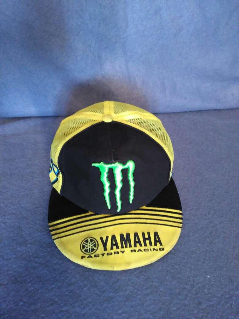 Imagen gorra nueva Valentino Rossi