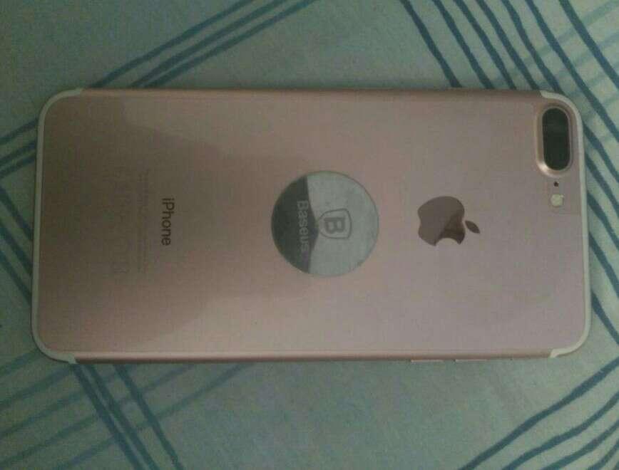 Imagen IPhone 7 plus 128gb oro rosa