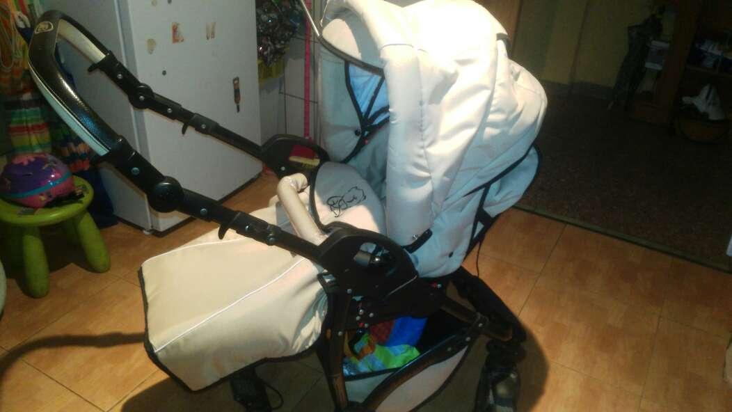 Imagen carro bebé uso d seis meses
