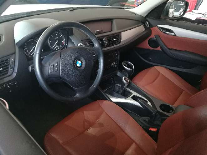 Imagen producto BMW X1 sDrive18d 5p 143cv 2