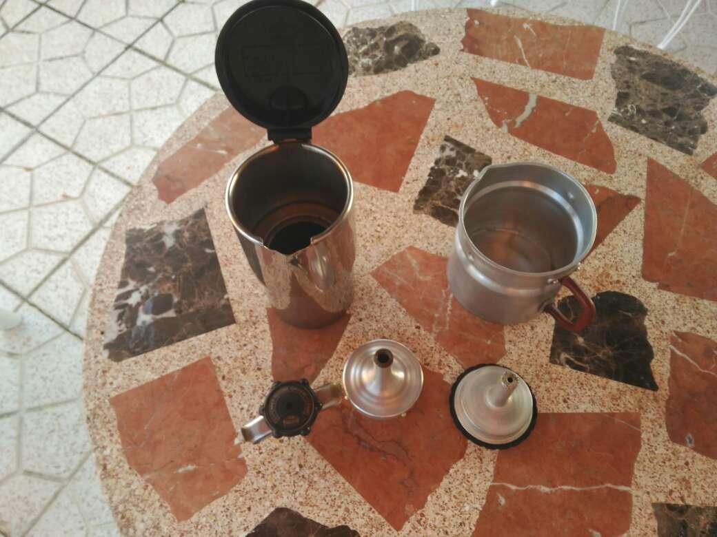 Imagen producto Cafetera Magefesa años 60 2