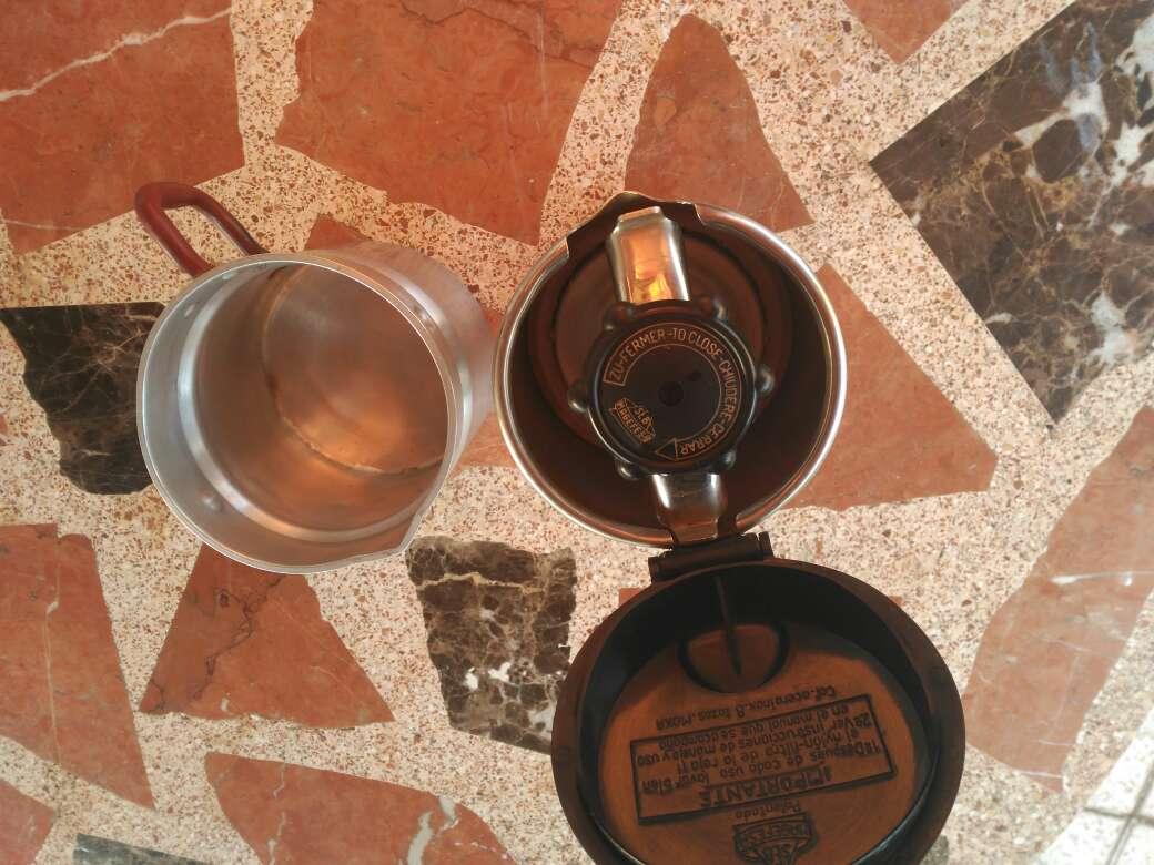 Imagen producto Cafetera Magefesa años 60 3