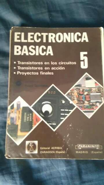 Imagen Electrónica básica 5 y la práctica del tarot