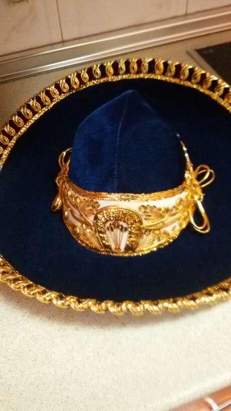 Imagen sombrero mariachi