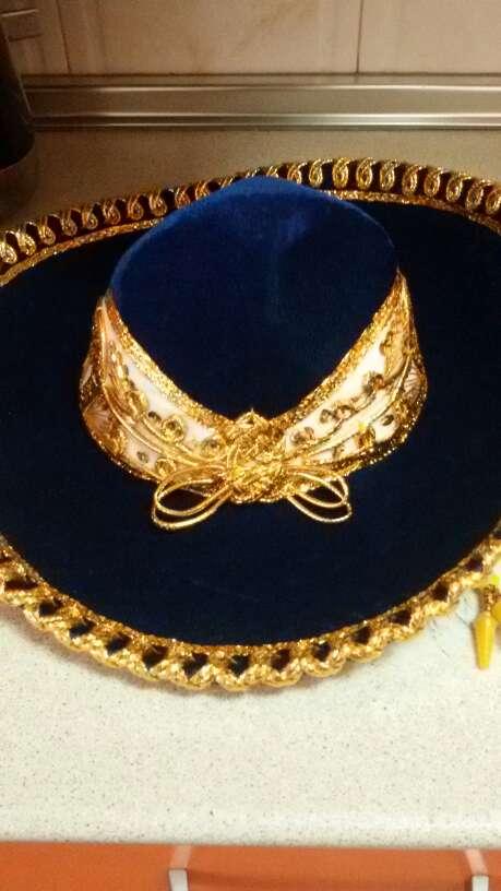 Imagen producto Sombrero mariachi  2