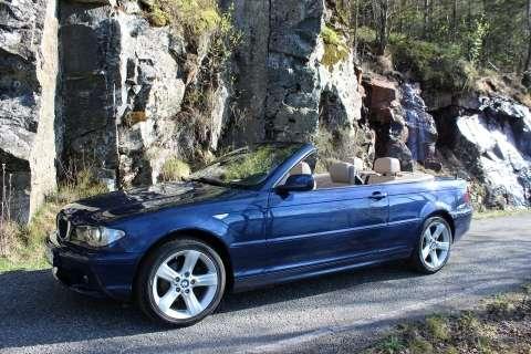 Imagen BMW série 3 cabriolet 2005