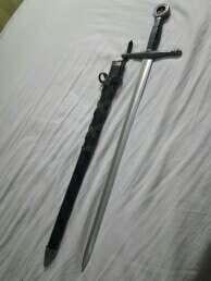 Imagen Espada Templaria