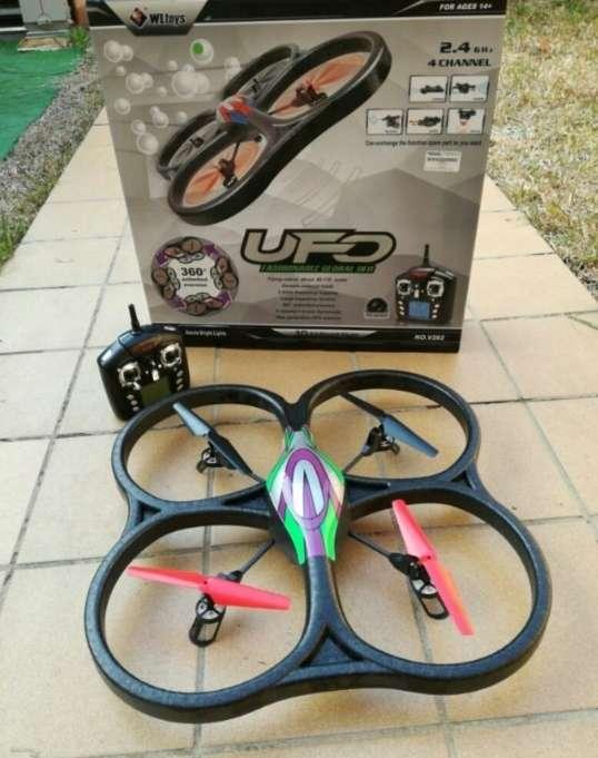 Imagen drone nuevo a estrenar
