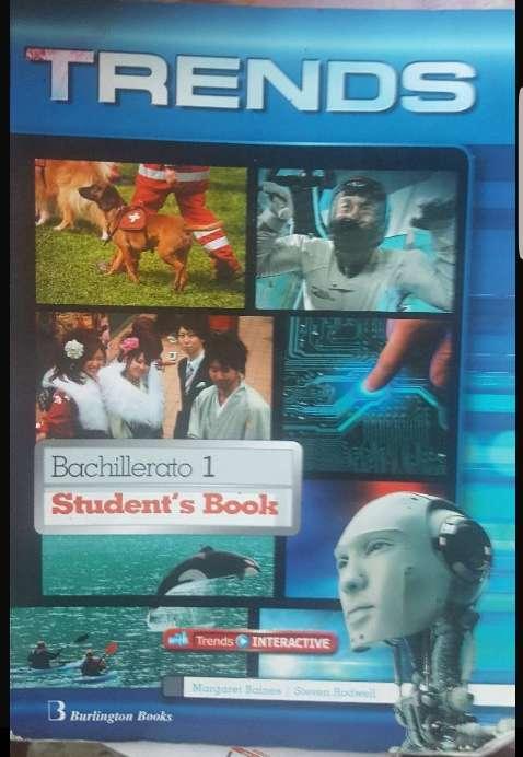 Imagen libros 1 de bachillerato