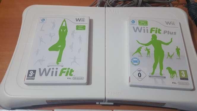Imagen producto Wii blanca más juegos 2