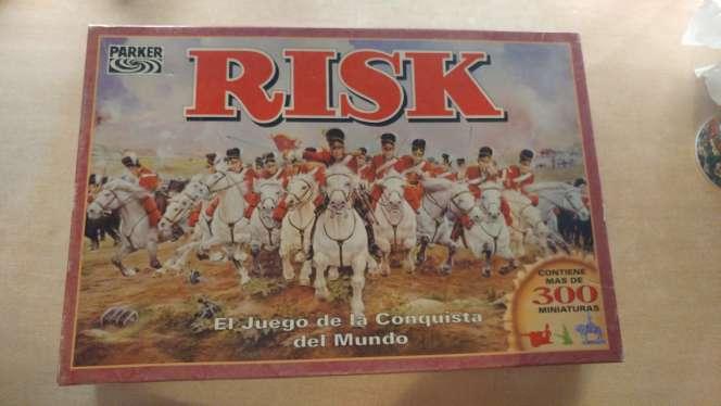 Imagen Juego de mesa Risk