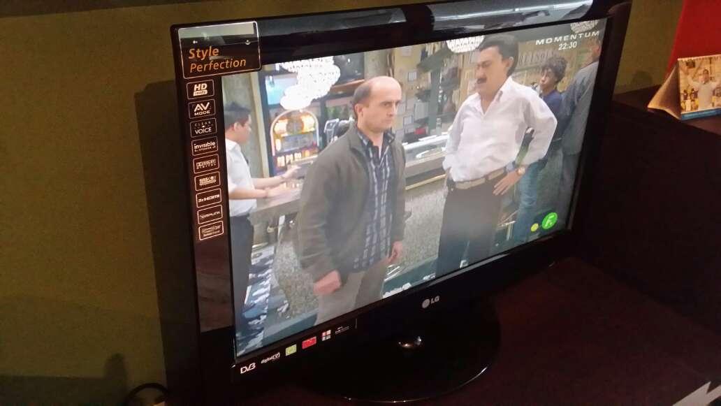 Imagen Television de plasma LG de 32 pulgadas