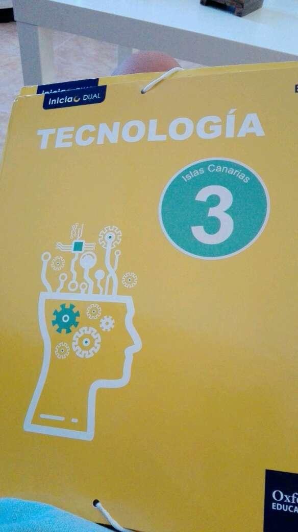 Imagen libro de tecnología 3 de la eso