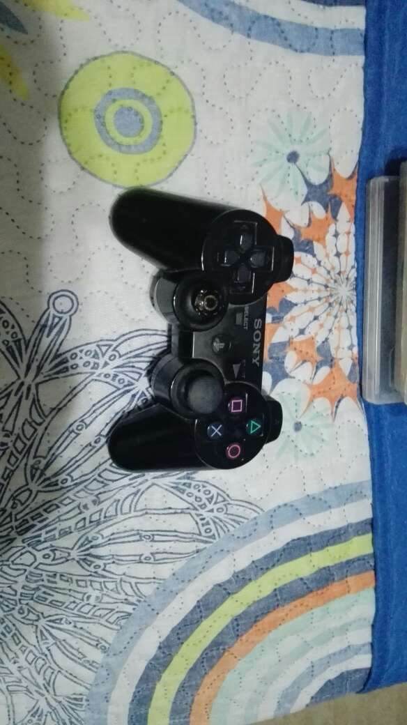 Imagen ps3 + mando + juegos