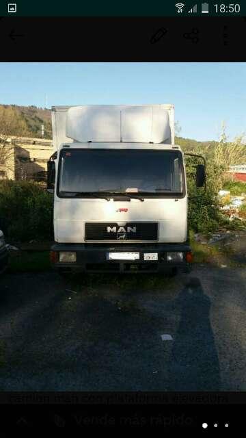 Imagen camion man