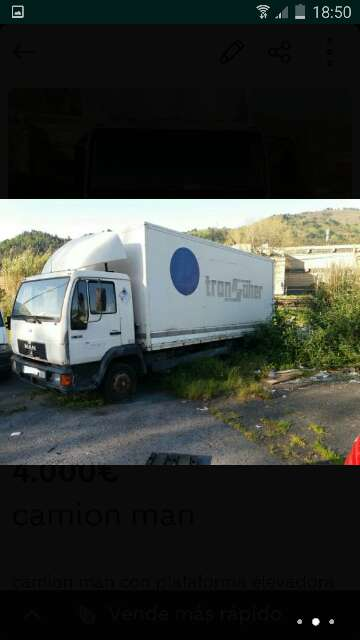 Imagen producto Camion man 2